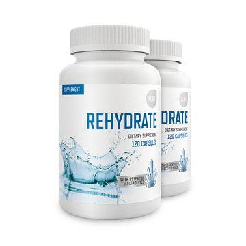 2 st Rehydrate