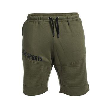 Basic Shorts Christian, Army Green