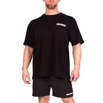 Oversize Hardcore T-Shirt Black/White