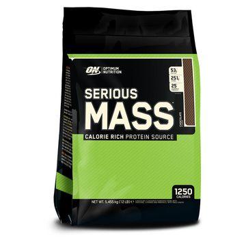 Optimum Nutrition Serious Mass 5,45 kg