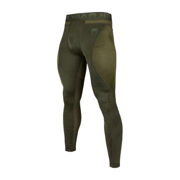 Venum G-Fit Spats, Khaki Green