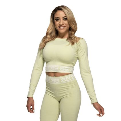 Better Bodies Rib Seamless LS