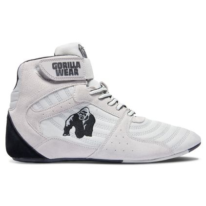 Gorilla Wear Perry High Tops Pro, White