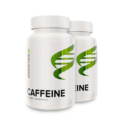 Caffeine Storpack 200 Kapslar