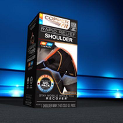 Copper Fit Rapid Relief - Shoulder