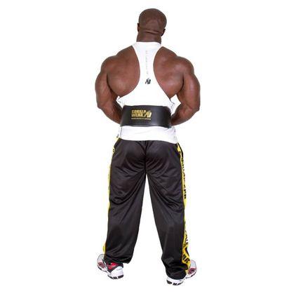 Gorilla Wear Full Leather Padded Belt