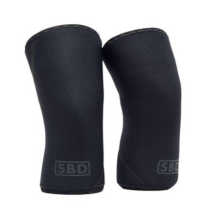 SBD Knee Sleeves, Black/Grey