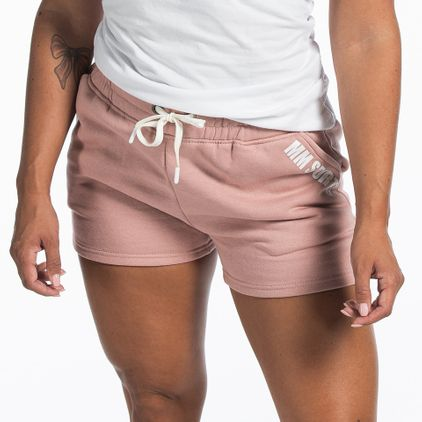 Basic Shorts Christie, Dusty Pink
