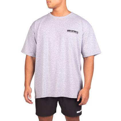 Oversize Hardcore T-Shirt Grey