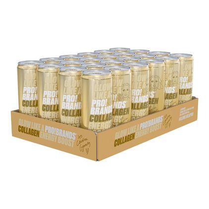 ProBrands Collagen Drink Flak 24-pack