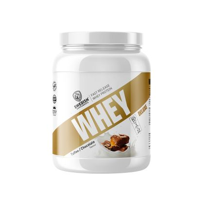 Whey Protein Deluxe, 1kg