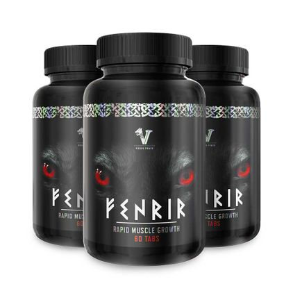 Fenrir Rapid Muscle Growth 3 st
