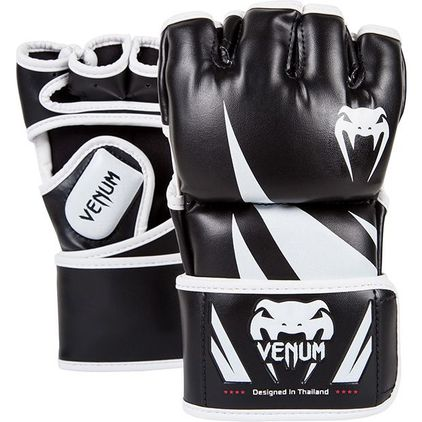 Venum Challenger MMA Gloves Black/White